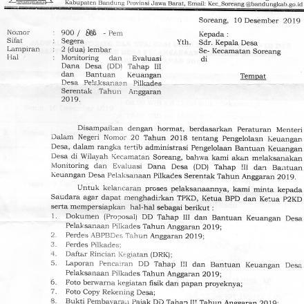 Website Resmi Desa Sekarwangi Kategori Diskominfo Bandungkab Go Id 4